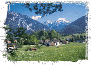 Ruhpolding im Sommer